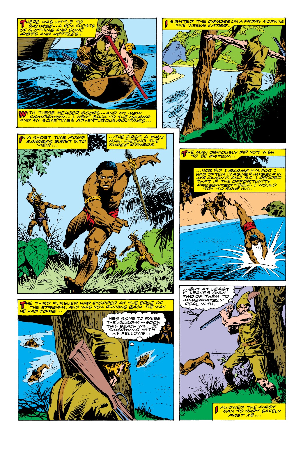 Marvel Classics Comics Series Featuring issue 19 - Page 33