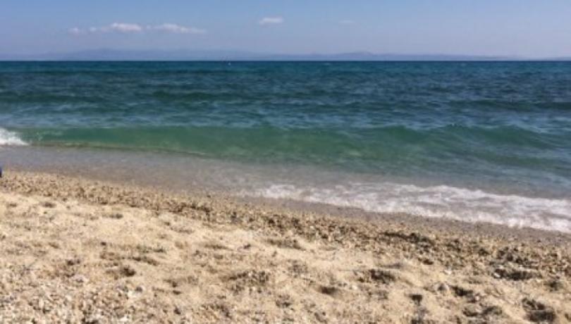 Καμία δίοδος προς τη θάλασσα για 1 χλμ σε περίπτωση φωτιάς στην Χαλκιδική