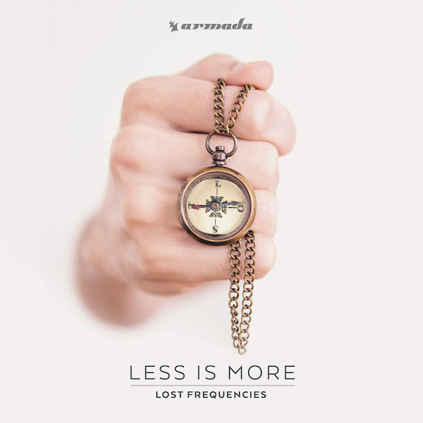 Lost Frequencies - Less Is More Cover