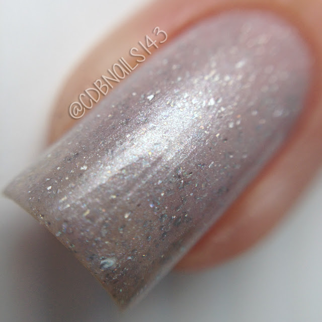 Gothic Gala Lacquer- Opal Jamila