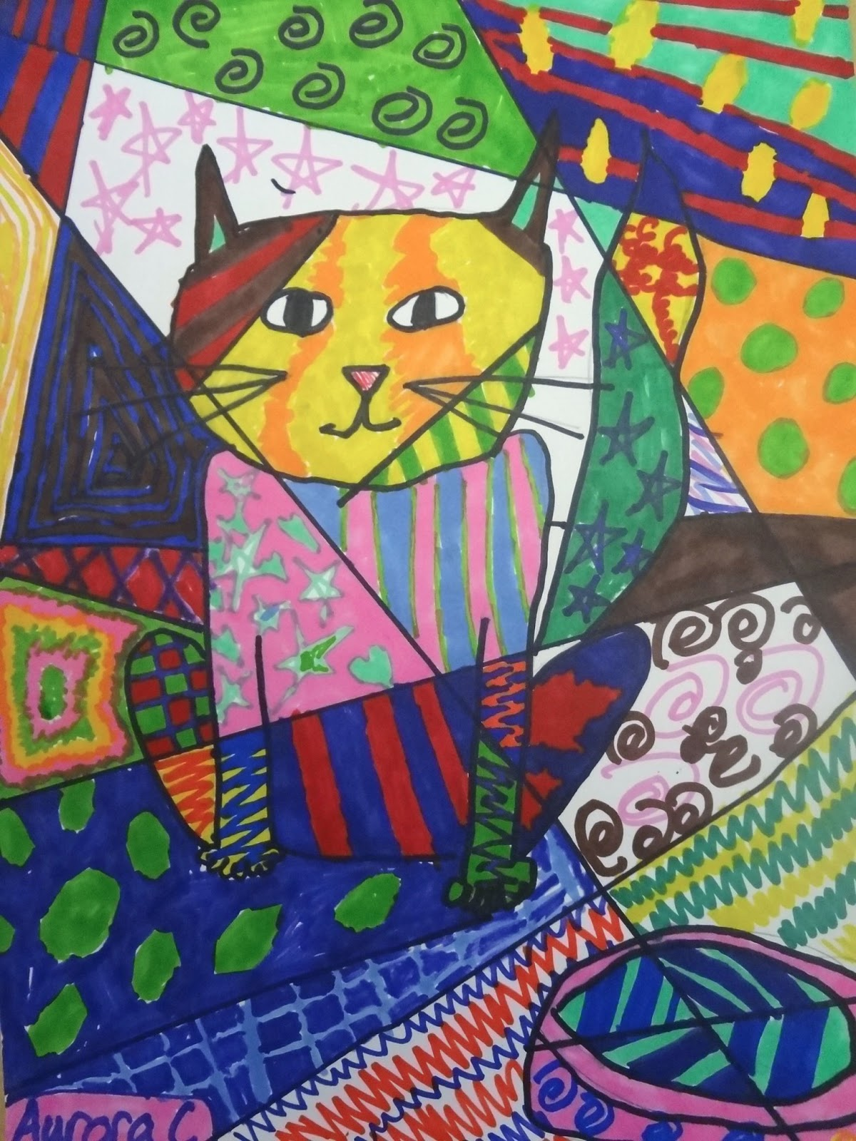 The Talking Walls Romero Britto Art Lesson For Kids