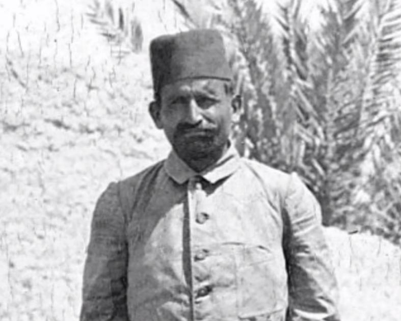 Mir Mast Khan Afridi, a forgotten hero (recipient of