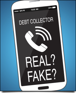 how to stop debt collectors from calling wrong number