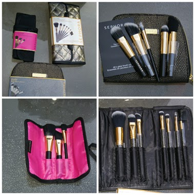 Sephora Brush Sets