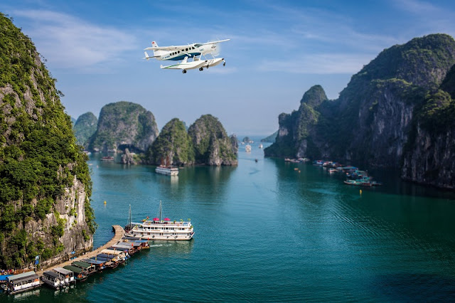 Experience the most attractive tourist on Halong Bay 6