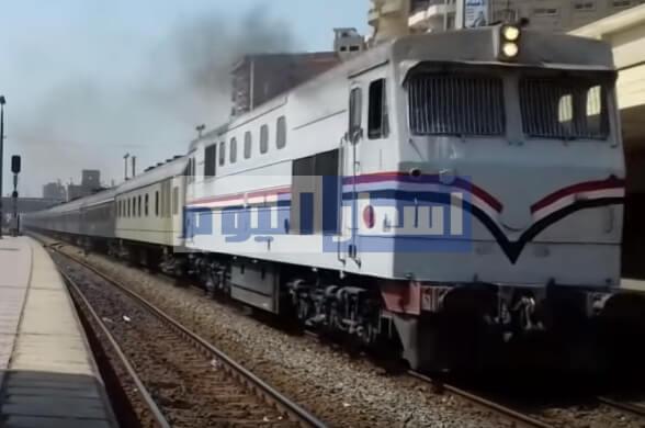 قطارات القاهرة المنيا