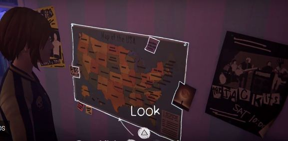 Episode 3 Graffiti Locations Life Is Strange Before The Storm