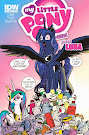MLP Micro Series #10 Comic Cover B Variant