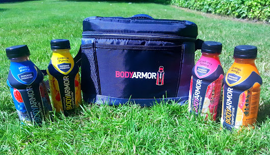 Superior Hydration Starts With BODYARMOR Super Drink! #Switch2BODYARMOR