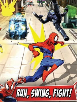 45 best Android games Spider-Man