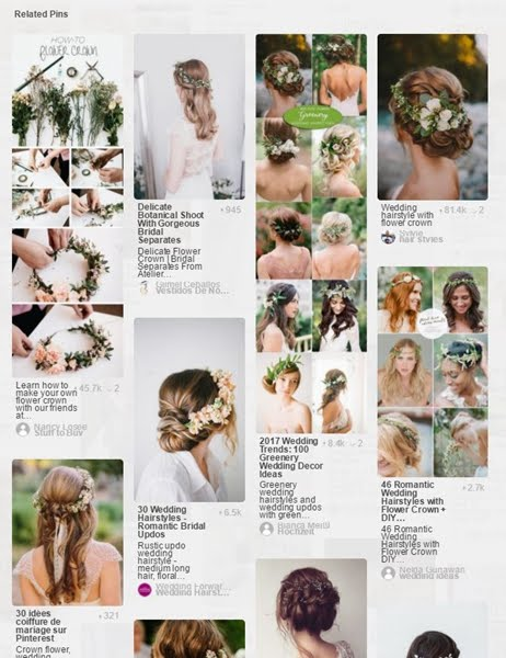從pinterest上找婚禮創意,激發妳對婚禮的無限想像