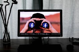 اضافة للتجسس على الحملات الاعلانية الممولة عبر الفيس بوك Facebook Spying