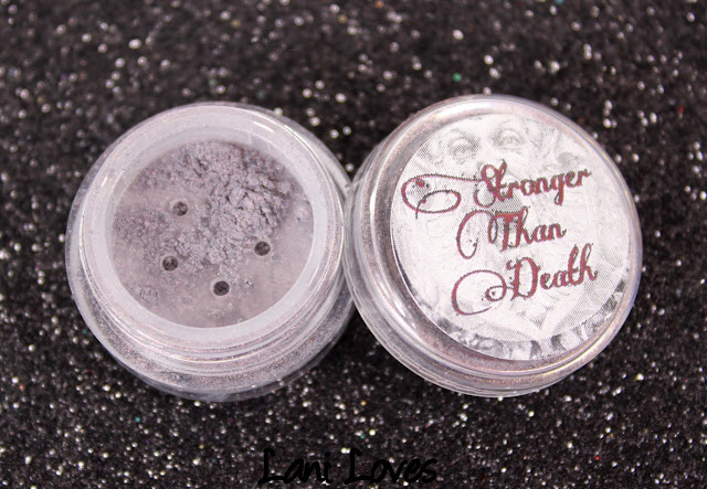 Notoriously Morbid See Me Now Eyeshadow Swatches & Review