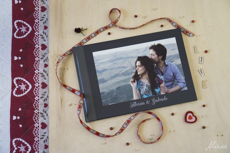 Idee regalo San Valentino - Un fotolibro per la festa degli innamorati