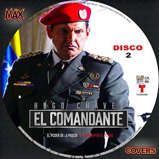 El Comandante D2 Maxcovers
