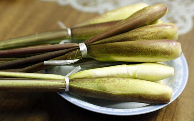 Các món ăn từ củ cây Niễng dành cho người cao huyết áp