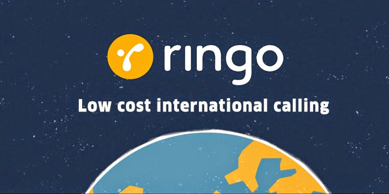 Ringo App gives International Calling without Internet, Free International calling apps, make international call free,  International Calling without Internet