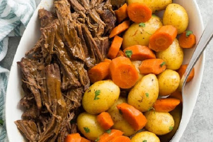 Instant Pot Roast Recipe
