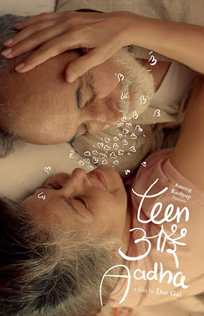 Watch Online Teen Aur Aadha 2019 Full Movie Download HD Small Size 720P 700MB HEVC HDRip Via Resumable One Click Single Direct Links High Speed At WorldFree4u.Com