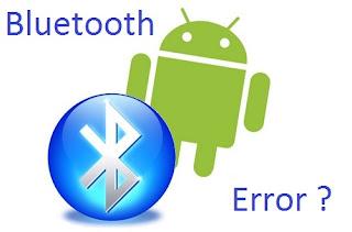 Cara Mengatasi Bluetooth Yang Tidak Berfungsi