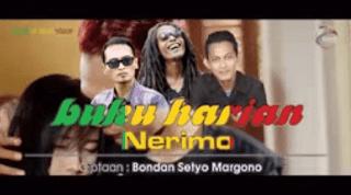 Lirik Lagu Nerimo - Buku Harian