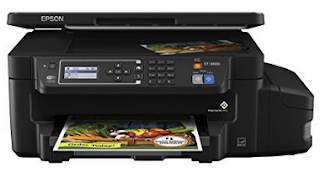 Epson ET-3600 Driver Download - Windows, Mac