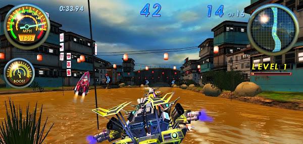 Screen Shot Of Hydro Thunder Hurricane (2012) Full PC Game Free Download At worldfree4u.com