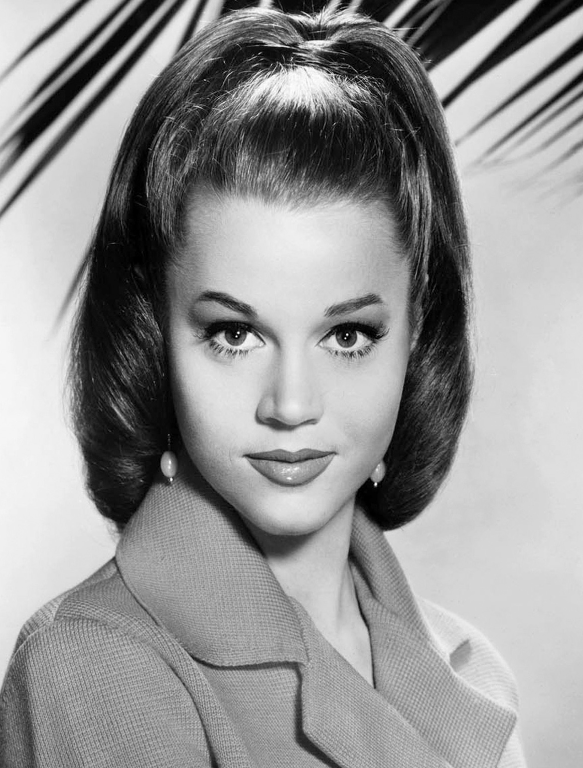 Young Celebrity Photo Gallery: Jane Fonda As Young Woman