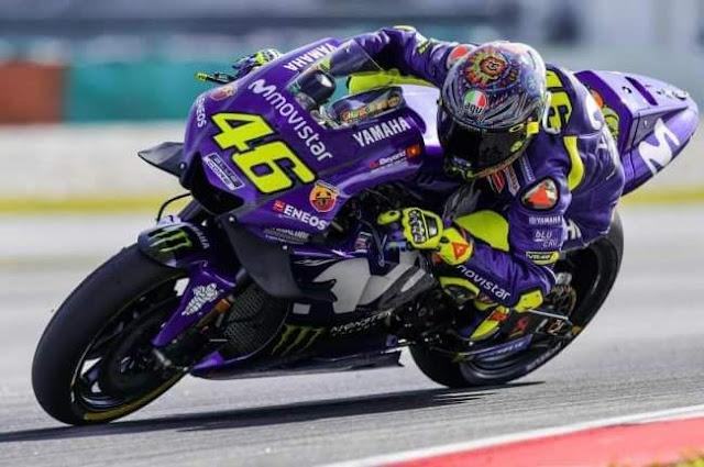 Rossi Ke 3, Marquez Runner Up, Dovi Juarai, Seri Pembuka MotoGP 2018