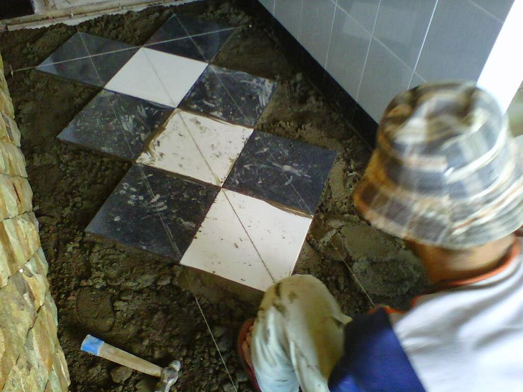 Cara Menghitung Kebutuhan Keramik Lantai Rumah Minimalis