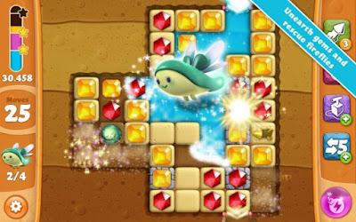 Diamond Digger Saga Mod Apk v2.1.0 (Mod Lives/Boosters & More) Free Download