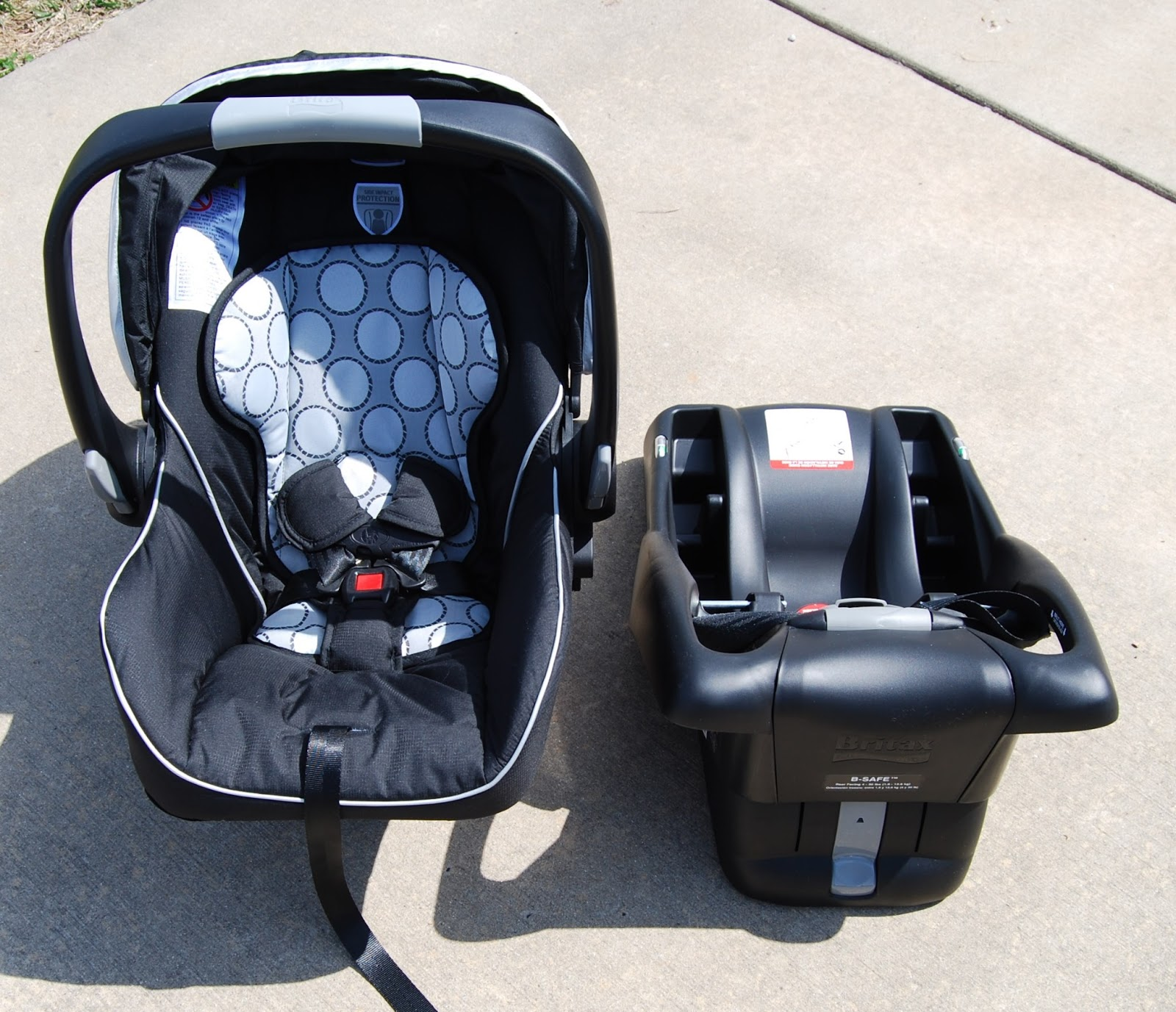 Life With My Littles Nbfluffnstuff Britax B Safe Infant Car Seat
