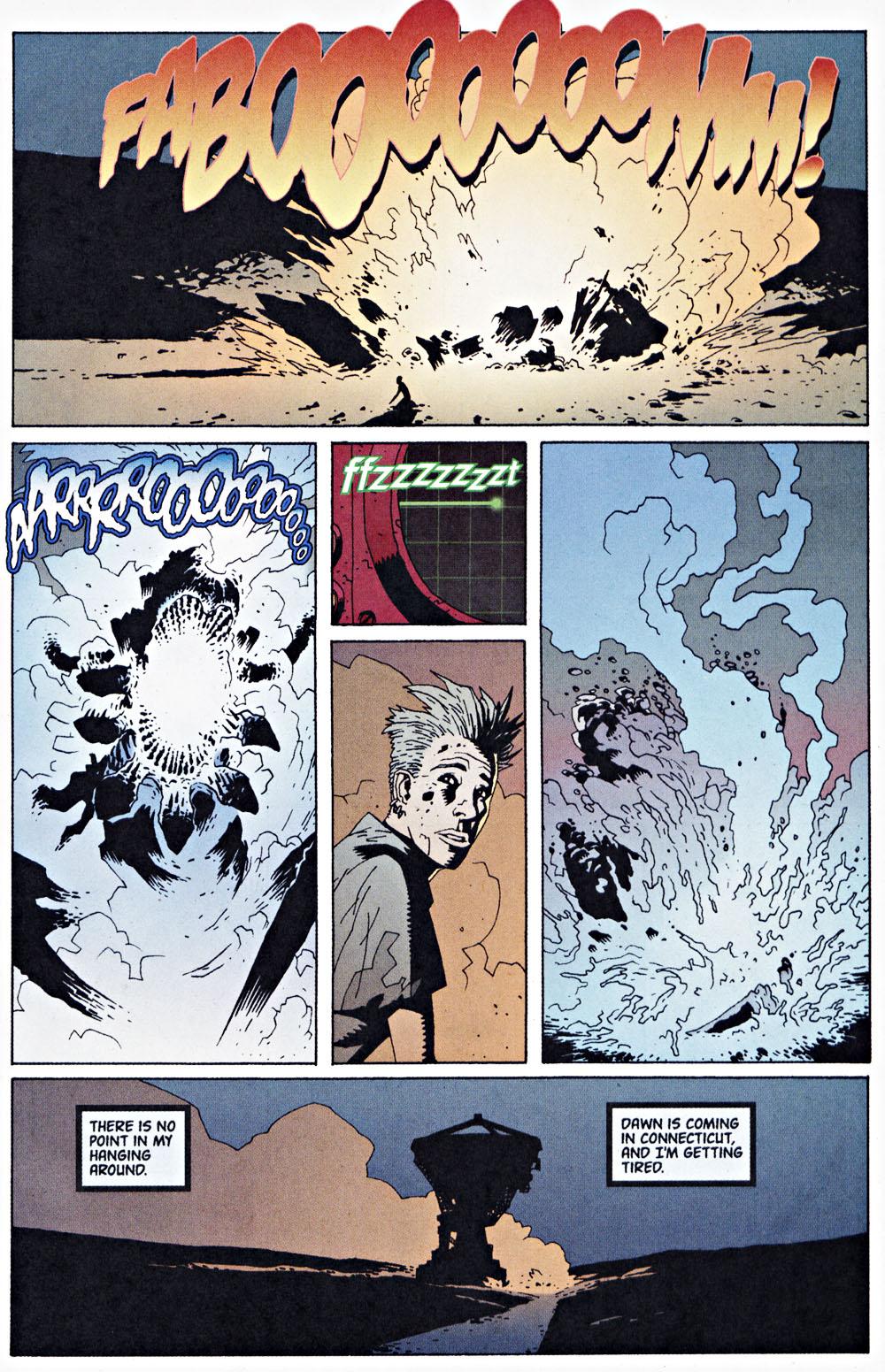 Read online Hellboy: Weird Tales comic -  Issue #7 - 27