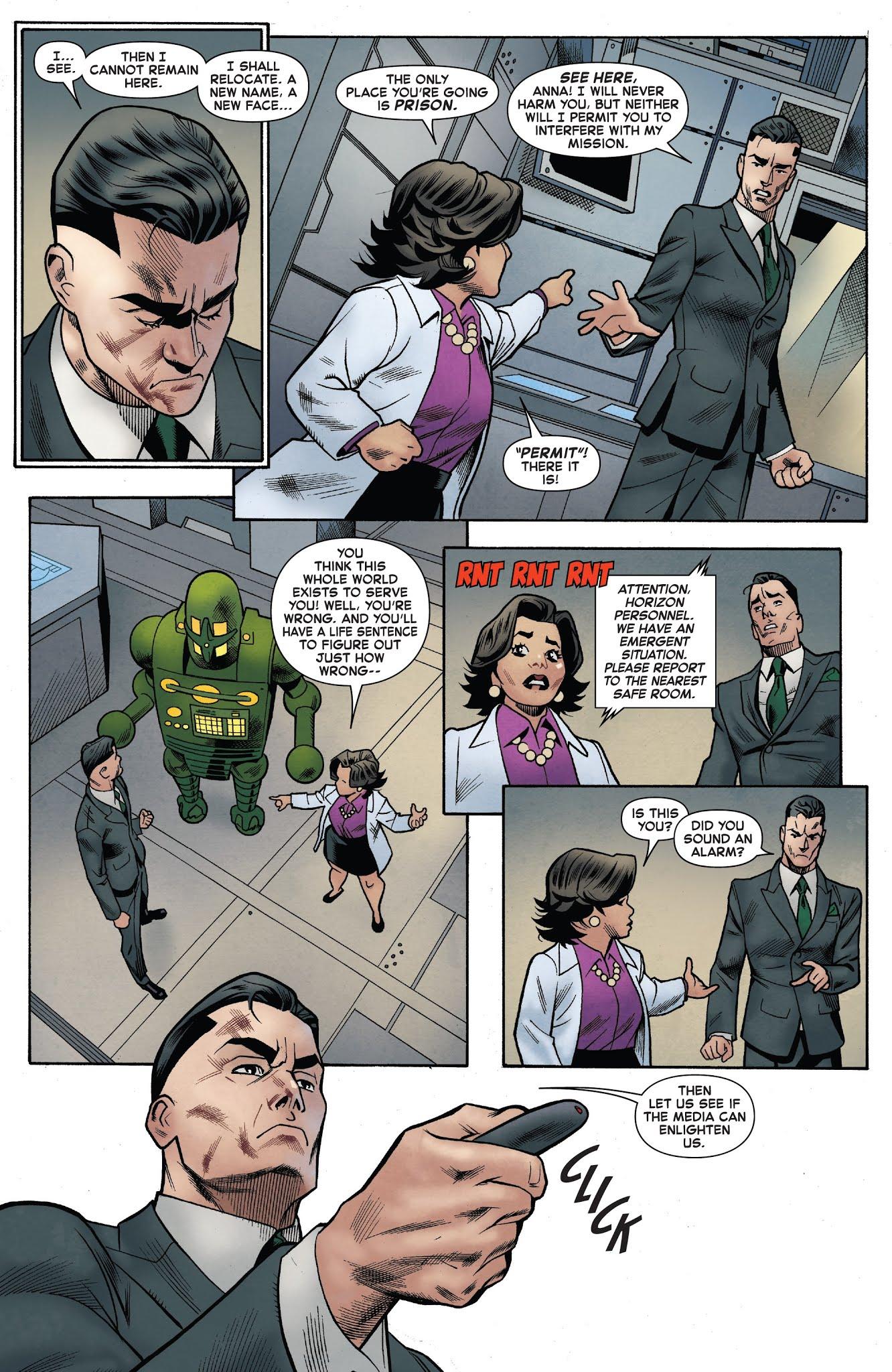 Superior Spider-Man (2019) issue 1 - Page 19