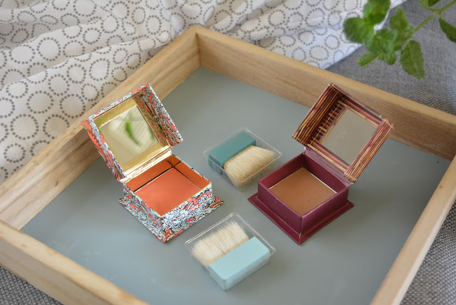 Benefit Hoola Bronzer & Galifornia Blush