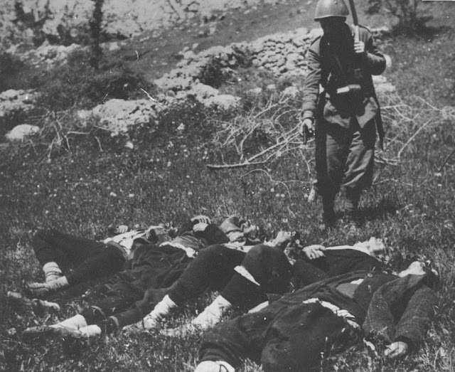 Italian massacre at Sinj, Croatia, 24 July 1941 worldwartwo.filminspector.com