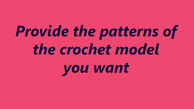 crochet patterns, crochet patterns translation, crochet translation, English Crochet Patterns, translate any Crochet patterns to English,