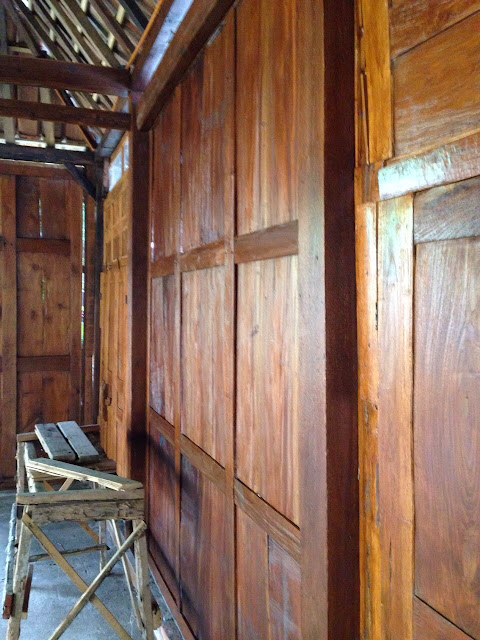 Pembangunan rumah untuk Butik di krapyak kulon, yogyakarta.