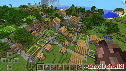 Download Minecraft - Pocket Edition v1.0.5.0 APK Mod Terbaru 2017