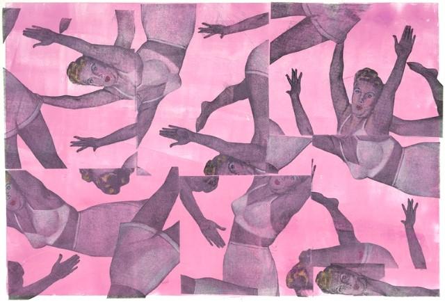 Коллажи и изобразительное искусство. Laurie Raskin 6
