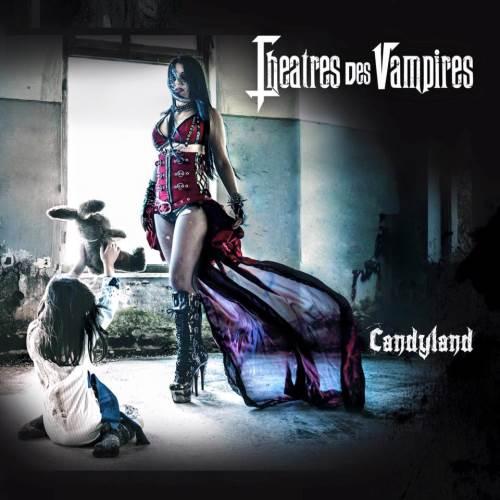 "THEATRES DES VAMPIRES: Video για το νέο τους κομμάτι ""Morgana Effect"""