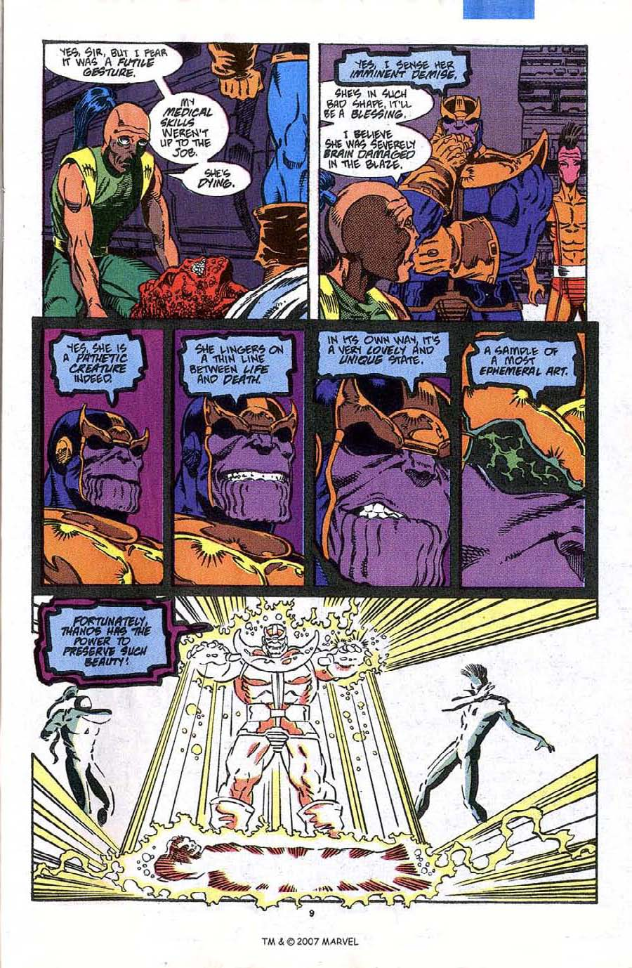 Read online Silver Surfer (1987) comic -  Issue #45 - 11