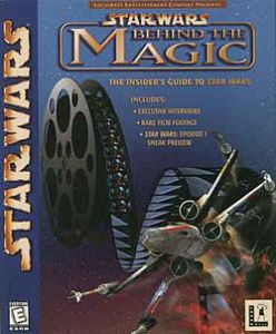 Star Wars Behind The Magic