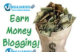 Cara Menghasilkan Uang Dengan Blog Gratis