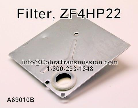 Zf4hp22 Repair manual