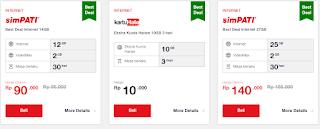 Cara Daftar Paket Internet Murah Best Deal Telkomsel