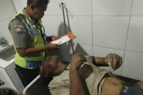 warga desa jatibarang ditemukan tewas di sungai sindupraja