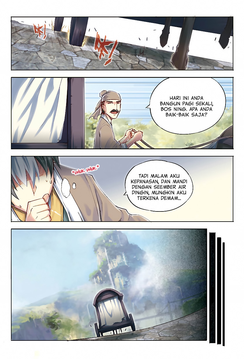Baca Komik Jiang Ye Chapter 36 Komik Station