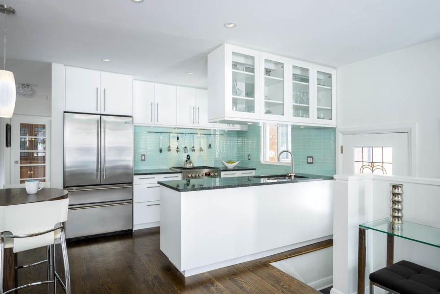 √√ Best Wall COLOR for Small KITCHEN | Kitchen Design Ideas