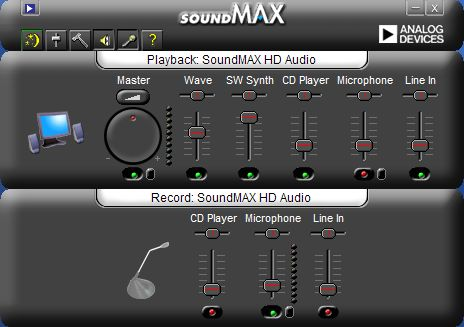 soundmax audio